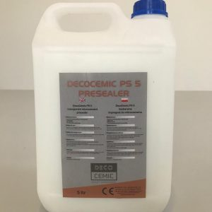 DecoCemic PS 5 microcement Presealer-impregnat do mikrocemenu